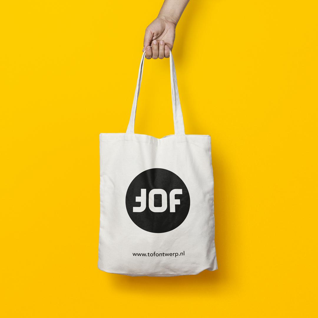 TOF Tote Bag